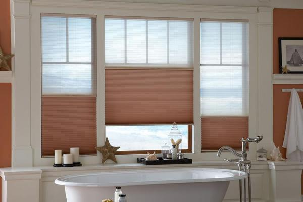 Parasol Honeycomb Shades by Lafayette